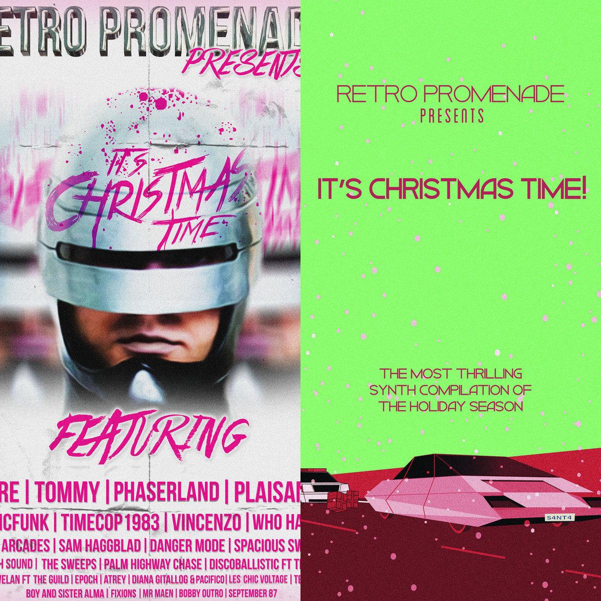 It's Christmas Time! | Retro Promenade