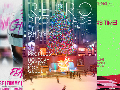 It's Christmas Time! Magazine + Poster Combo (15% Off Bundle) main photo