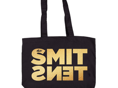 The Smittens black tote bag main photo