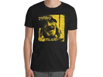 Crack House - Still Alive! T-Shirt main photo