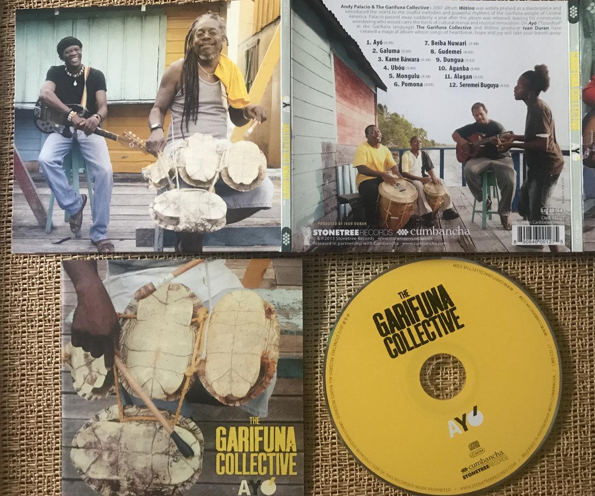 Ayó   The Garifuna Collective