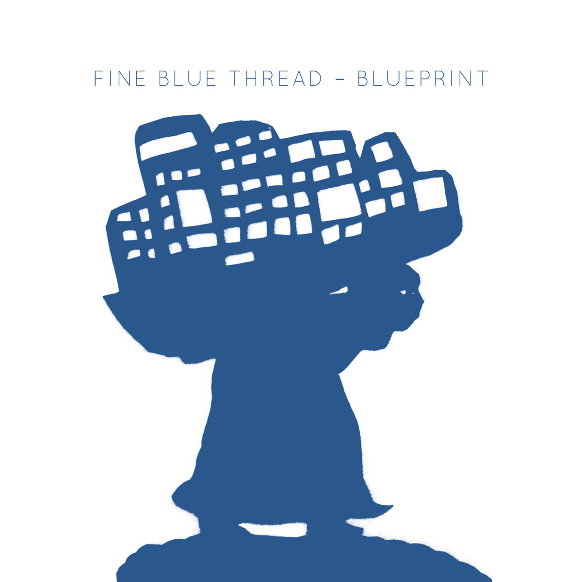 Blueprint fine blue thread includes unlimited streaming of blueprint via the free bandcamp app plus high quality download in mp3 malvernweather Choice Image