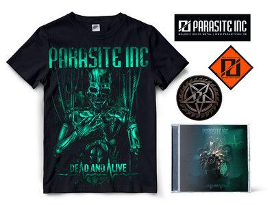 "Bundle CD + T-Shirt ""Dead and Alive"" main photo"