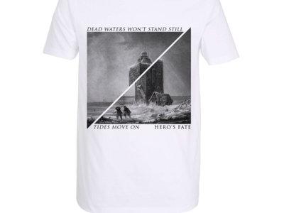"""Dead Waters"" T-Shirt White main photo"