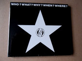 Various - Who? What? Why? When? Where? CD photo