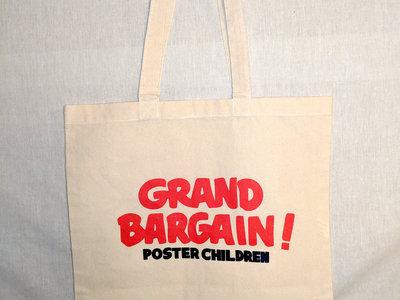 Grand Bargain! Tote Bag main photo
