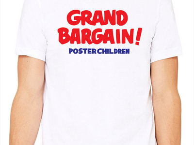 Grand Bargain! T-Shirt main photo