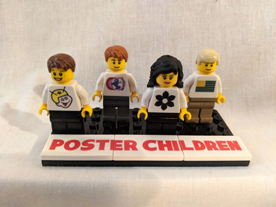 Poster Children Minifigs main photo