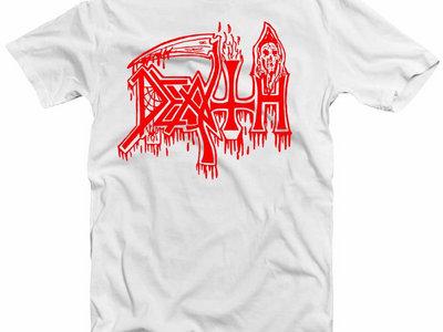 Death Classic Logo (Red on White) XXXXL main photo