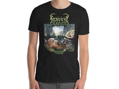 Sacrificial Slaughter - Generation Of Terror T-Shirt main photo