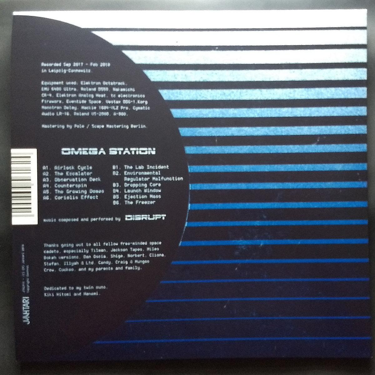 Omega Station | Jahtari