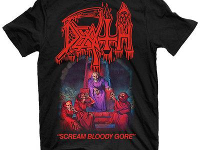 Death - Scream Bloody Gore main photo