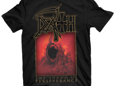 Death - The Sound of Perseverance 4XL Shirt main photo
