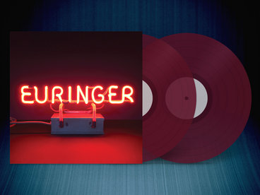 EURINGER limited edition PURPLE Double Vinyl main photo