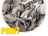 A3 Prints. 5 Designs [ON SALE] photo