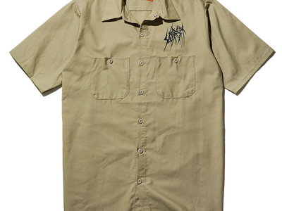 SETE STAR SEPT work shirt Red Kap - Khaki main photo