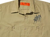 SETE STAR SEPT work shirt Red Kap - Khaki photo