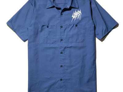 SETE STAR SEPT work shirt Red Kap - Postman Blue main photo