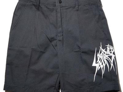 SETE STAR SEPT shorts - REDKAP - Charcoal main photo