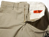 SETE STAR SEPT shorts - REDKAP - Tan photo