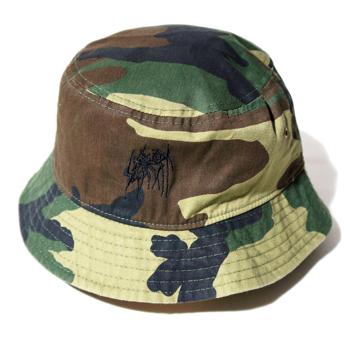 c05a6c158dd SETE STAR SEPT Bucket Hat (Newhattan 1500) - Woodland Camo main photo
