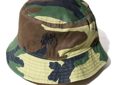 SETE STAR SEPT Bucket Hat (Newhattan 1500) - Woodland Camo main photo