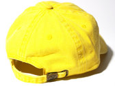 SETE STAR SEPT Cap/Pigment (Newhattan 1201)-Yellow photo