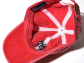 SETE STAR SEPT Cap/Pigment (Newhattan 1201)-Red photo