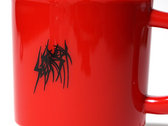 SETE STAR SEPT Plastic mug - Red 340ml photo