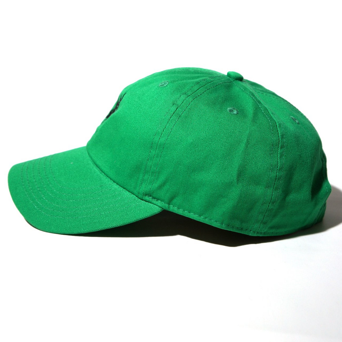 daa466cde4c ... SETE STAR SEPT Cotton Cap (Newhattan 1425)-Kelly Green photo ...