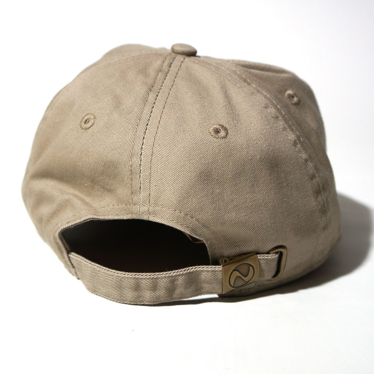 735c3ef2b48 ... SETE STAR SEPT Cotton Cap (Newhattan 1404)-Khaki photo ...