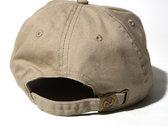 SETE STAR SEPT Cotton Cap (Newhattan 1404)-Khaki photo