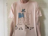 Benny Montero 'Bird friends' T Shirt photo