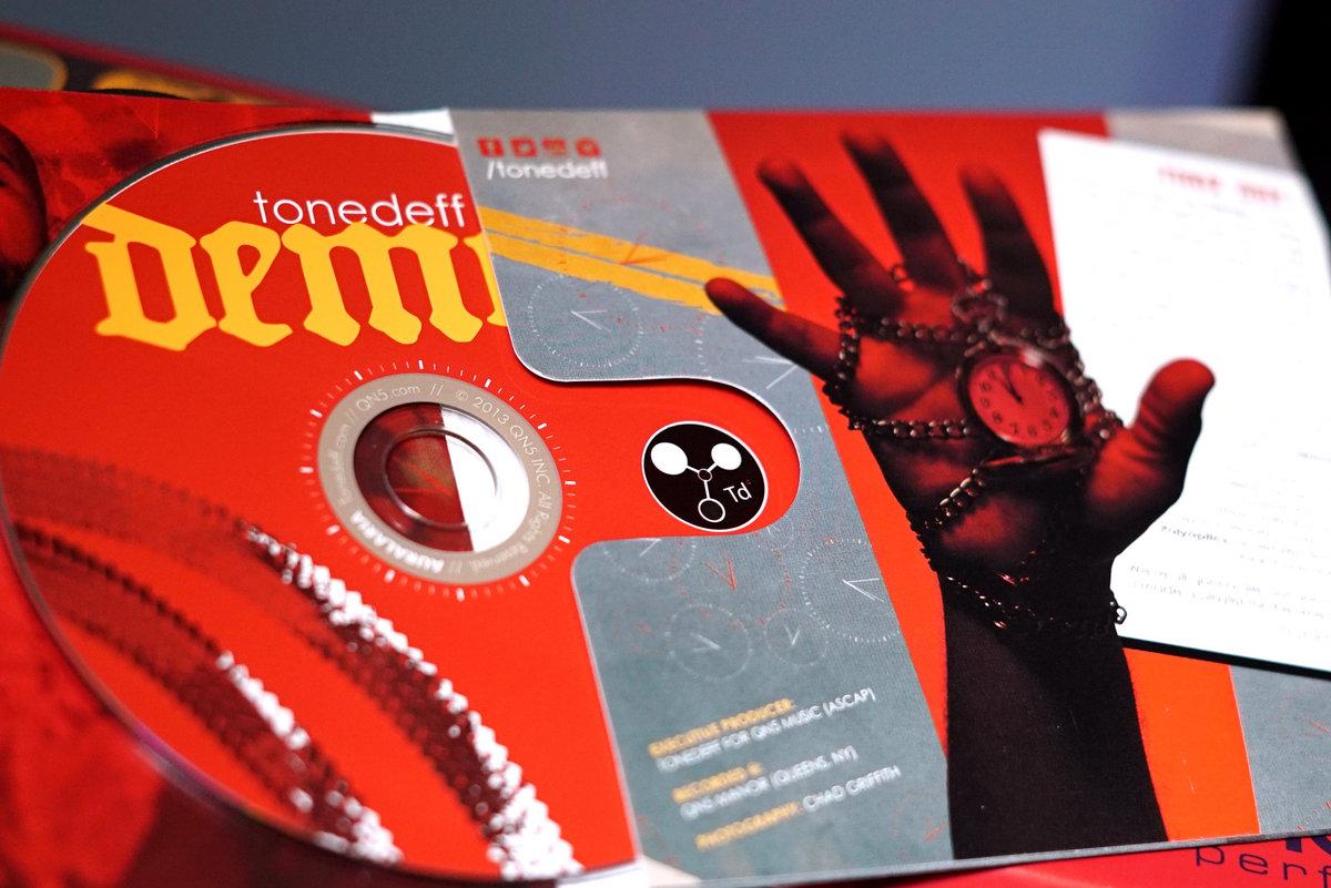 Demon [EP] | Tonedeff