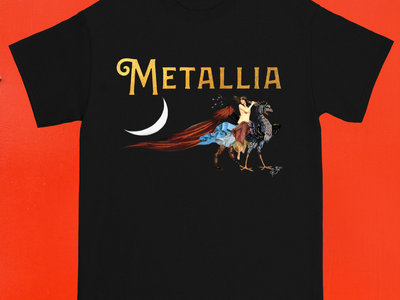 Metallia Griffin T-Shirt main photo