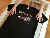 Metallia Griffin T-Shirt photo
