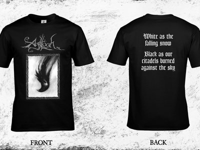 """Ashes Against The Grain"" T-Shirt main photo"
