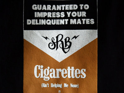 Fathers Day Sale: Gold Ciggies Shirt main photo