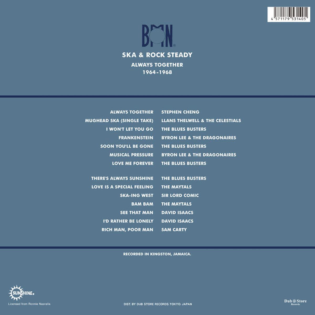 Derrick harriott rock steady party | dub store records.