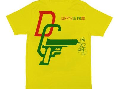Duppy Gun T Shirt (Yellow) main photo