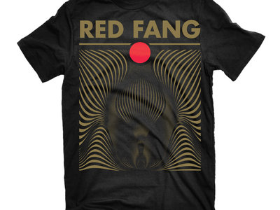 Red Fang - Only Ghosts T-Shirt main photo