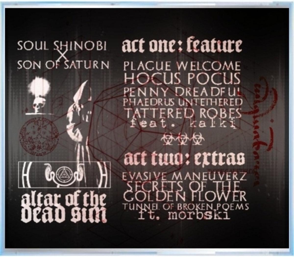 Bonus* Tunnel of Broken Poems Ft  Morbski | Son of Saturn