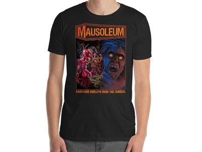 Mausoleum - Cadaveric Displays From The Funeral T-Shirt main photo