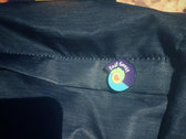 East Forest Nautilus Pin photo