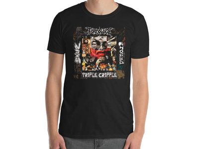 Toxicology / Skuz / Triple Cripple / Ground - Split T-Shirt main photo