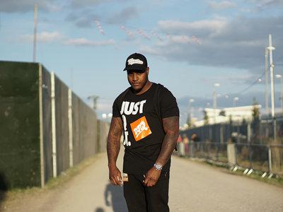 Black Just Q It T-Shirt main photo
