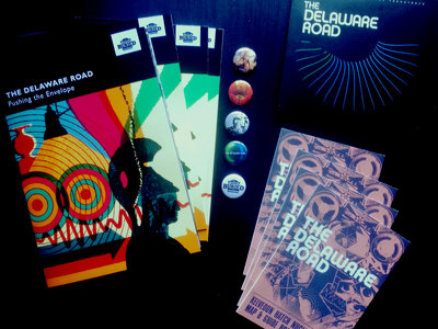 #2 PUSHING THE ENVELOPE CD + MAP BUNDLE main photo