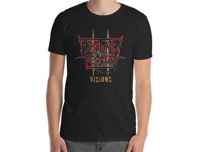 Mental Coma - Visions T-Shirt main photo