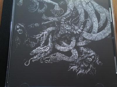 Valdur / Lightning Swords of Death split CD main photo