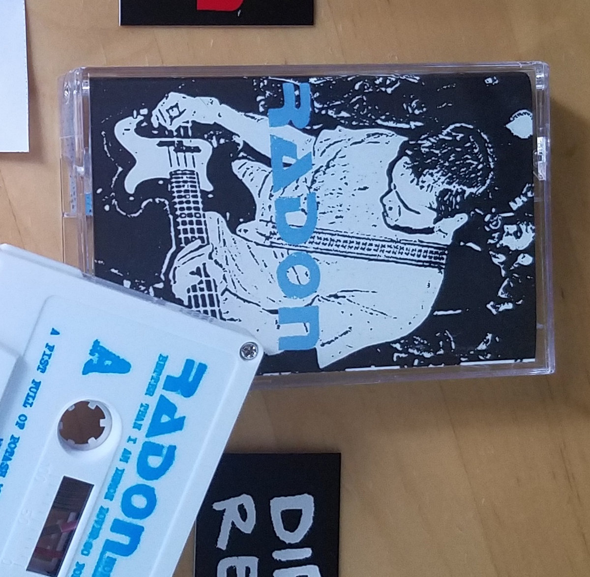 Radon's 'More of Their Lies' on Cassette. This is the first Cassette  release for Radon. Comes with two stickers. Includes unlimited streaming of  More of ...